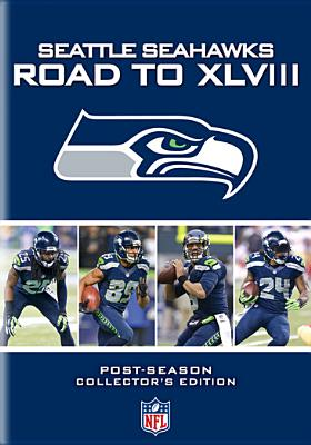SEATTLE SEAHAWKS:ROAD TO SUPER BOWL X (DVD)